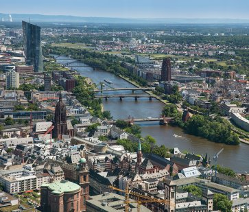 Frankfurt am Main - Toplagen in Frankfurt